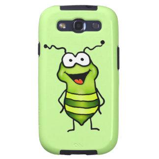 Happy Bug Galaxy SIII Cases