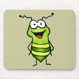 Happy Bug Mousepads