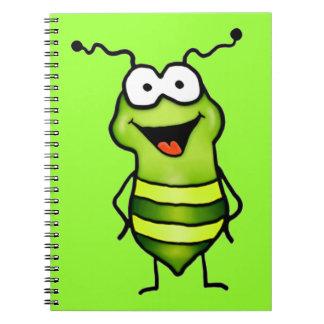 Happy Bug Notebooks