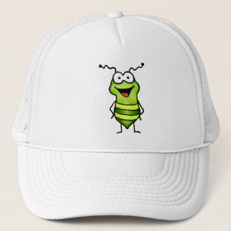 Happy Bug Trucker Hat