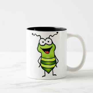 Happy Bug Two-Tone Mug