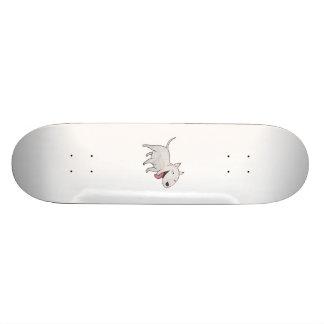 happy bull skateboard deck