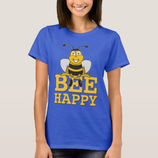 Happy Bumble Bee T-Shirt