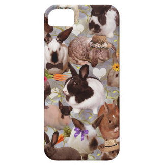 Happy Bunnies iPhone 5 Cover