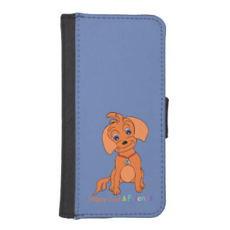Happy by The Happy Juul Company iPhone SE/5/5s Wallet Case
