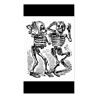 """""""Happy Calaveras"""" Mexico's Day of the Dead Pack Of Standard Business Cards"""