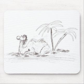 Happy Camel Mousepad