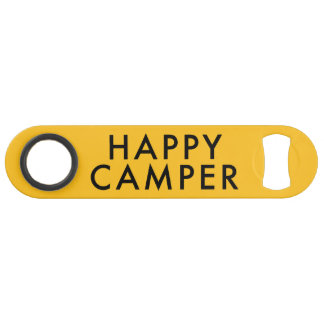 Happy Camper Bottle Opener