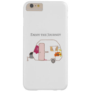 Happy Camper - Enjoy the Journey Barely There iPhone 6 Plus Case