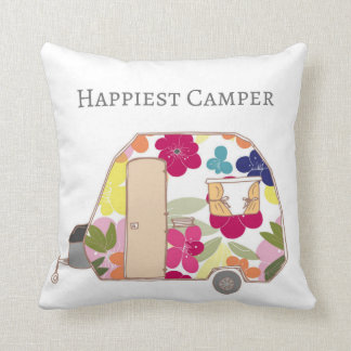 Happy Camper - Happiest Camper Cushion