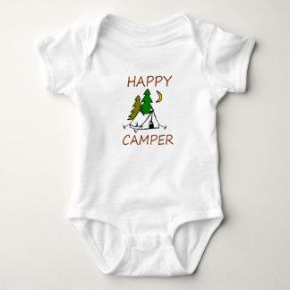 Happy Camper Outdoors Baby Bodysuit