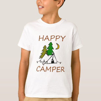 Happy Camper Outdoors T-Shirt