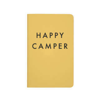 Happy Camper Pocket Notebook