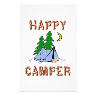 HAPPY CAMPER STATIONERY