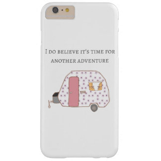 Happy Camper - Time for Another Adventure Barely There iPhone 6 Plus Case