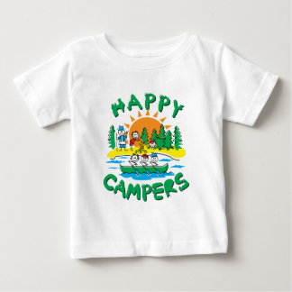 Happy Campers Baby T-Shirt