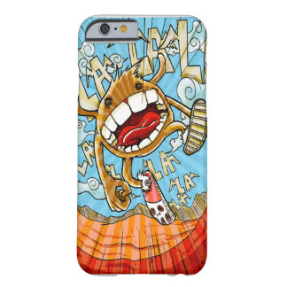 happy cartoon barely there iPhone 6 case