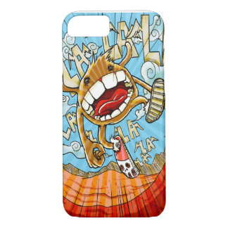 happy cartoon iPhone 7 case