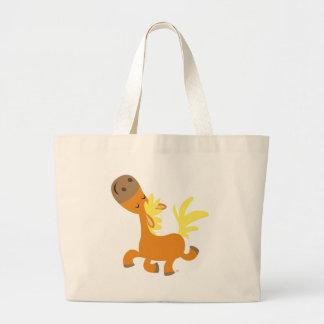 Happy Cartoon Pony Bag