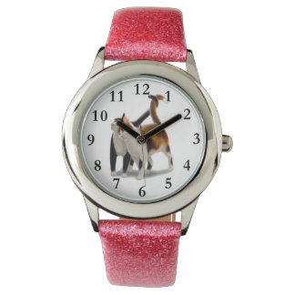 Happy Cat Friends Childs Watch