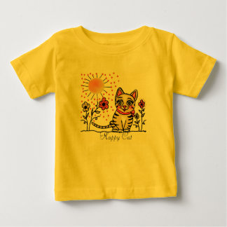 Happy cat shirts