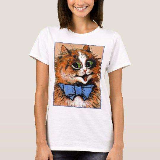 Happy Cat (Vintage Image) T-Shirt