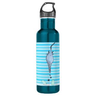 Happy Cat Walk 710 Ml Water Bottle