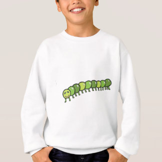 Happy Caterpillar Sweatshirt