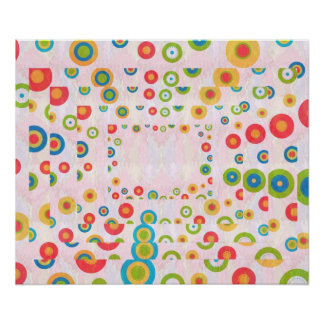Happy Celebrations - Kids Party Room Decorations Poster