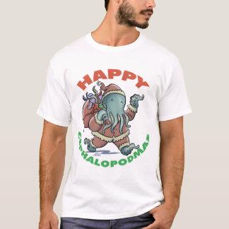 Happy Cephalopodmas T-Shirt