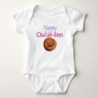 Happy Challah-days Baby Baby Bodysuit
