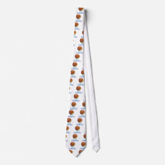 Happy Challah-days Tie