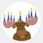 Happy Chanukah Sticker