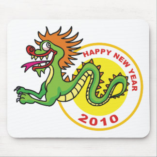 Happy Chinese New Year 2010 Mousepad