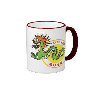 Happy Chinese New Year 2010 Coffee Mug