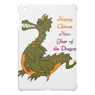 Happy Chinese New Year Dragon 2012 Cover For The iPad Mini