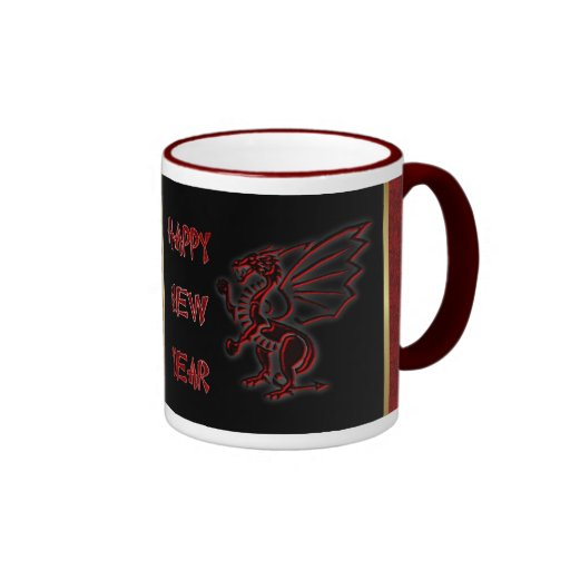 Happy Chinese New Year of the dragon Vietnam tet Mug