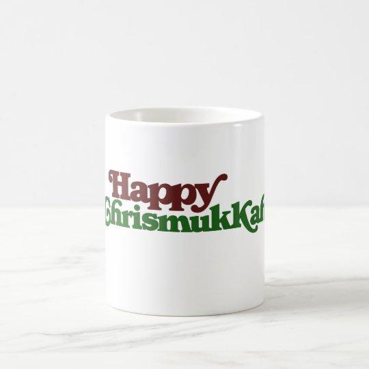 Happy Chrismukkah Coffee Mug