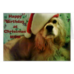 """HAPPY """"CHRISTMAS BIRTHDAY"""" TO MY MOTHER"""