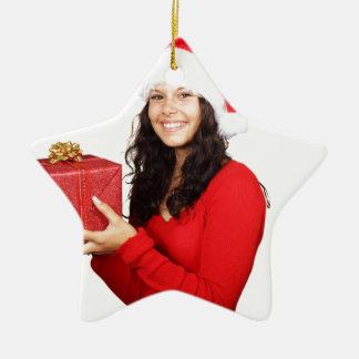 Happy Christmas! Christmas Ornament