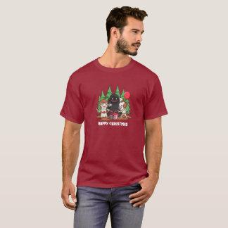Happy Christmas creepy 2018 T-Shirt