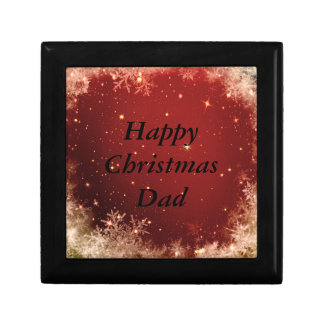 Happy Christmas Dad Gift Box