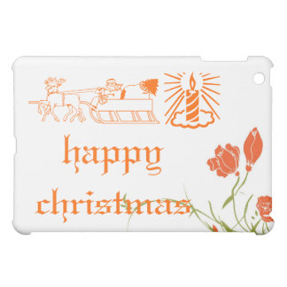 happy christmas... iPad mini cases