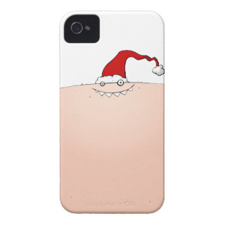 Happy Christmas Monster iPhone 4 Case