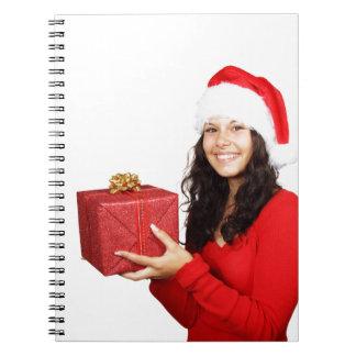 Happy Christmas! Notebook