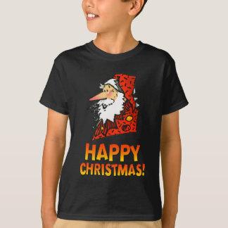 Happy Christmas Santa T-Shirt
