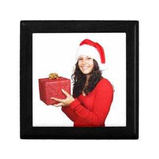 Happy Christmas! Small Square Gift Box