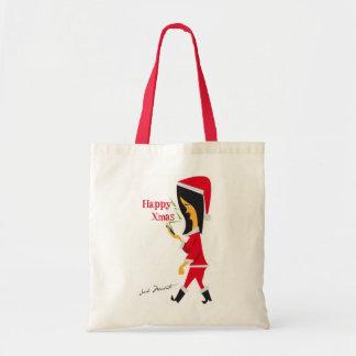 Happy Christmas Tote Bag