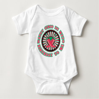 Happy Cinco de Mayo Birthday! Baby Bodysuit