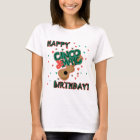 Happy Cinco de Mayo Birthday! T-Shirt